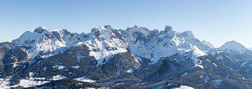 Bergpanorama Gosaukamm van