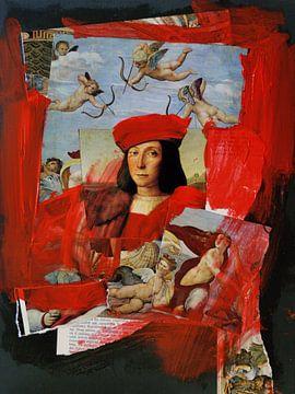 Der Junge mit der roten Baskenmütze von Nop Briex