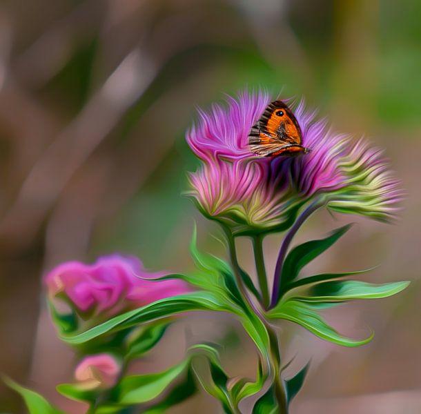 de vlinder van emiel schalck