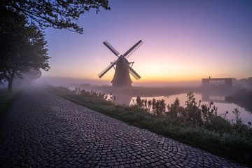 Le moulin de Crimée sur Melvin Jonker