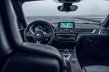 Nieuwe BMW M2 CS interieur van Bas Fransen
