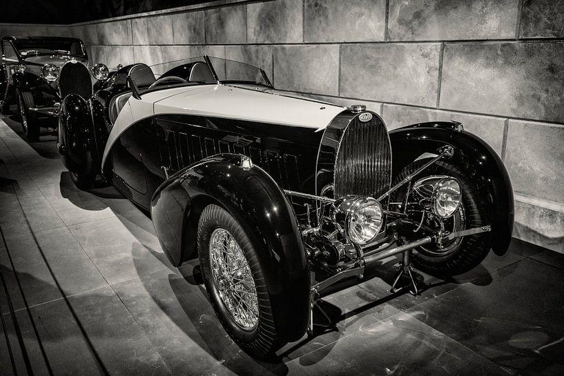 Bugatti type 57 van Rob Boon
