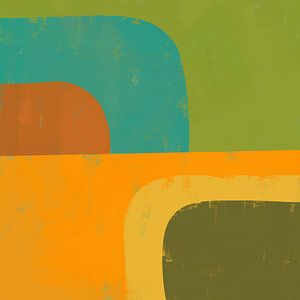 Abstract Geometry No. 14