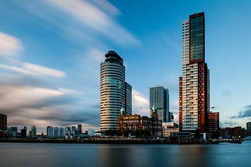 Rotterdam, Skyline sur Parallax Pictures