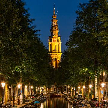 Die Zuiderkerk im Herzen von Amsterdam von Henk Meijer Photography