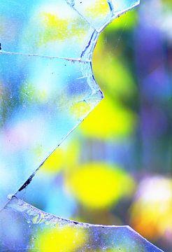 Zerbrochenes Glas von René Glas