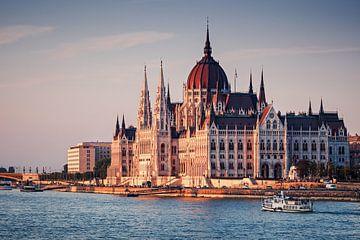 Budapest - Parlament von Alexander Voss