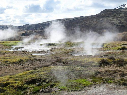 Iceland. IJsland van
