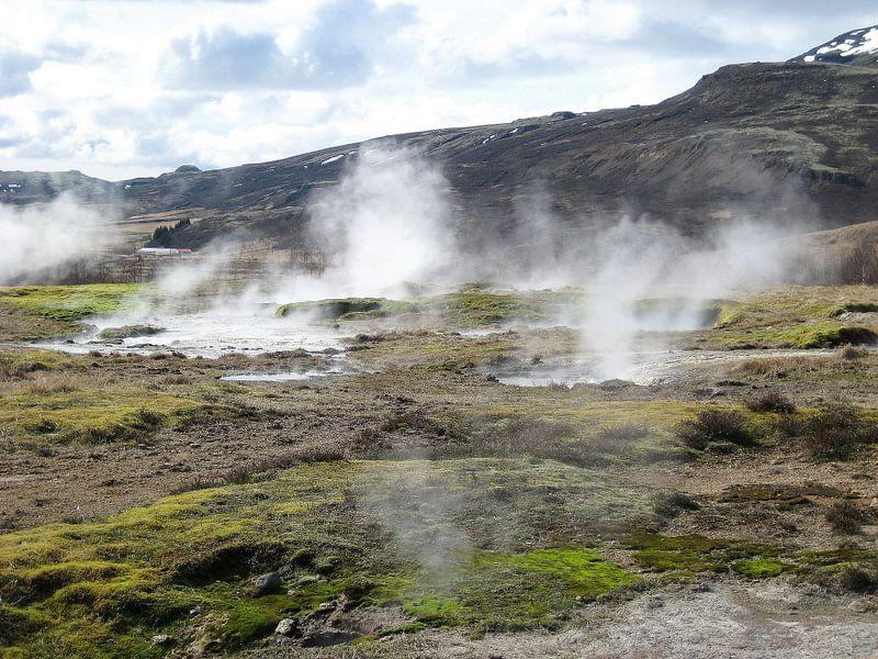 Iceland. IJsland van Mr and Mrs Quirynen