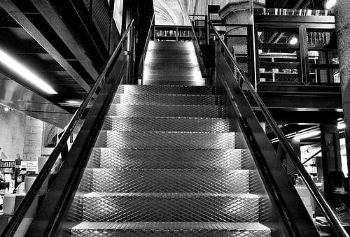 Stairwell van