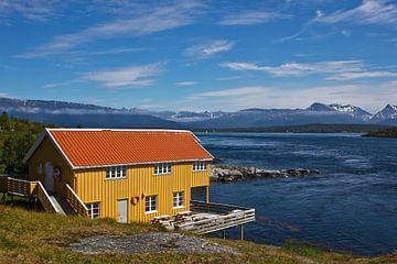 Haus am Fjord von Anja B. Schäfer