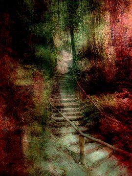 Der Weg nach oben von Claudia Gründler