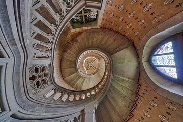 kasteel trap van Sander Laurey