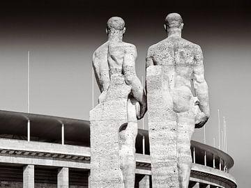 Berlin - Olympic Stadium sur Alexander Voss