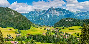 Tiefenbach in de Allgäu van