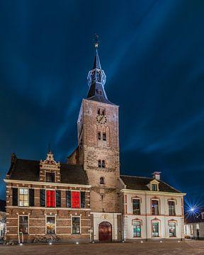 Toren Andreaskerk van Bart Hendrix