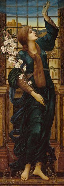 Edward Burne-Jones. Hope van 1000 Schilderijen
