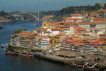 Porto en de Douro van Erik Meier