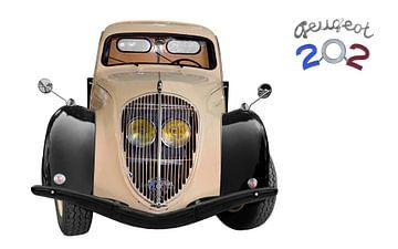 Peugeot 202 Pick-up