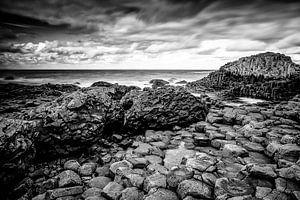 Gaint's Causeway, Noord-Ierland.