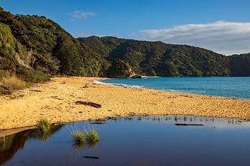 Abel Tasman in Nieuw Zeeland van Antwan Janssen