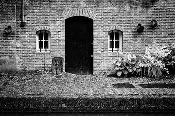 Werfkelder aan de Nieuwegracht te Utrecht van De Utrechtse Grachten