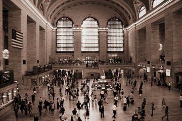 Grand Central Terminal von Anika Adams