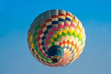 Luchtballon van Margreet Frowijn