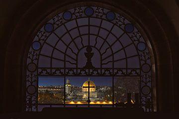 Jeruzalem in de nacht van Elianne van Turennout