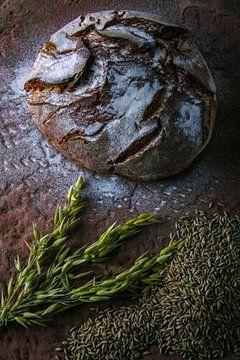 Brood met rogge van Jürgen Wiesler