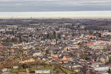 Uitzicht over Valkenburg aan de Geul