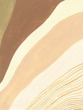 Retro Abstract IV, Danhui Nai van Wild Apple