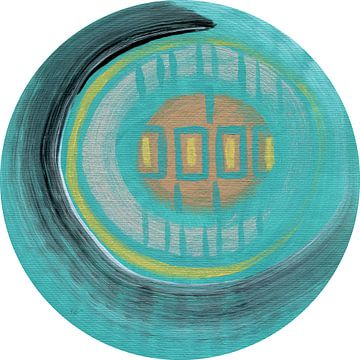 Serie RONDO - Bewegung von ART Eva Maria