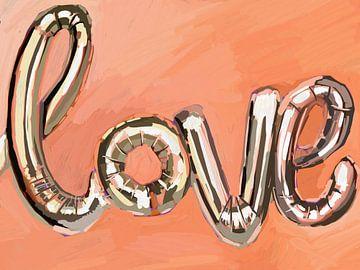 Love is in the air van Marjolein Brouwers