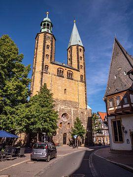 Marktkirche in Goslar Harz Niedersachsen von Animaflora PicsStock