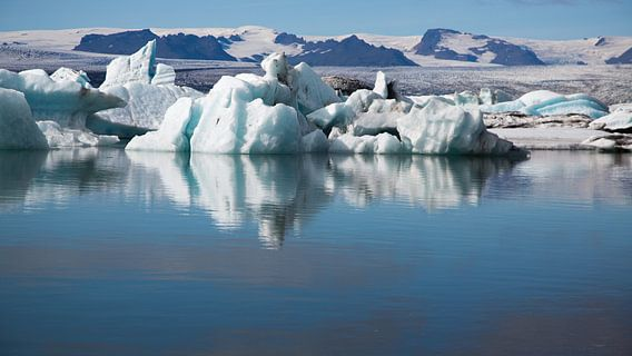 IJsmeer Jokulsarlon IJsland