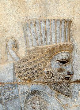 Iran: Persepolis (Marvdasht) van Maarten Verhees