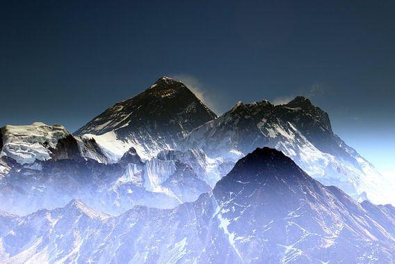 Mount Everest Gipfel