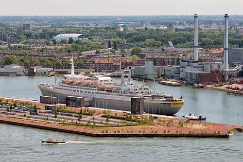 SS Rotterdam, uit de hoogte van