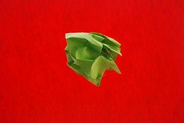 rood groen van Brigitte van Ark