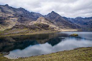 Loch Coruisk - Isle of Skye Scotland van