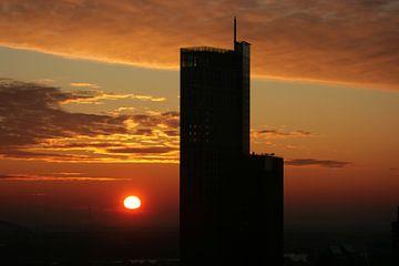 Sunrise sur Paul Optenkamp