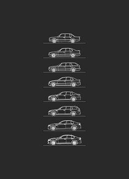 BMW M5 Entwicklung von Artlines Design