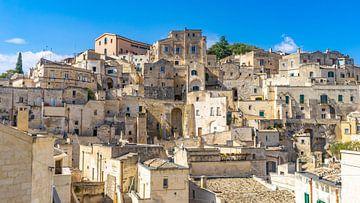 Matera (grotwoningen) in Italië van Jessica Lokker
