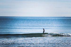 Surfing Rincon van