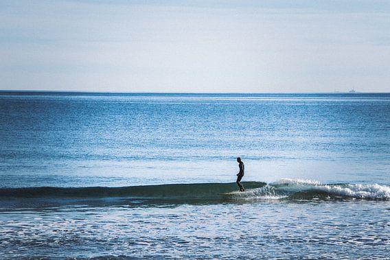 Surfing Rincon van Bas Koster