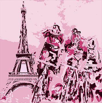 Tour de Eiffel van ! Grobie