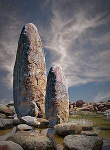 standing rock von Paulus Geeve