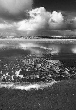 Noordzeestrand von Martijn van Huffelen