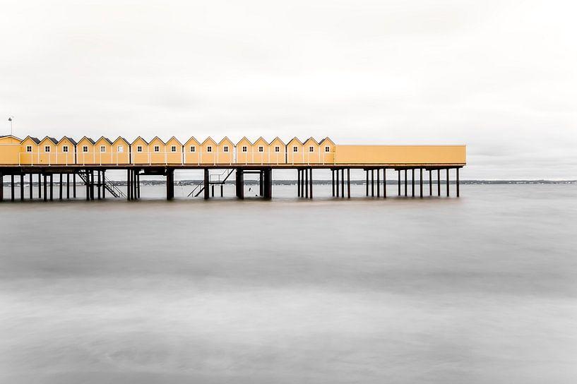 Sweden Skåne Bathhouses van Claire Droppert